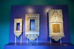 Montecassino, ITALIA - 1 de junio de 2016: Interior del museo de la abadía en Montecassino, Italia Imagenes de archivo