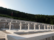 Montecassino-Italy Stock Images