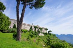 Montecassino Royalty Free Stock Photos