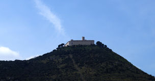 Montecassino Royalty Free Stock Photography