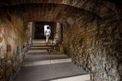 Montecastelli, Пиза, Тоскана - Италия стоковая фотография rf