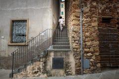 Montecastelli, Пиза, Тоскана - Италия стоковые изображения