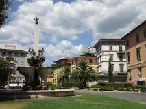 Montecatini Terme, Италия Стоковые Фото