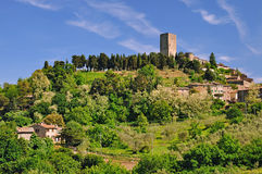 Montecatini,Tuscany Royalty Free Stock Image