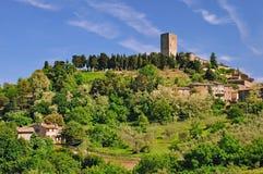 montecatini tuscany Royaltyfri Bild
