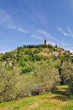 Montecatini,Tuscany Royalty Free Stock Photos