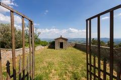 Montecatini Val di Cecina, Tuscany, Italy Royalty Free Stock Photos