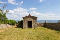 Montecatini Val di Cecina, Tuscany, Italy Stock Photo