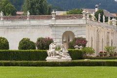 Montecchio Maggiore (Italy) - Villa Cordellina Stock Image