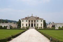 Montecchio Maggiore (Vicenza), chalet Cordellina Fotografía de archivo libre de regalías