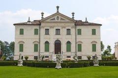 Montecchio Maggiore (Vicenza) - chalet Cordellina foto de archivo libre de regalías