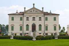 Montecchio Maggiore (Vicenza) - Villa Cordellina Royalty Free Stock Photo