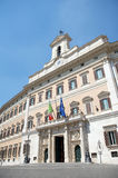 Montecitorio Stock Photography