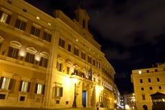 Montecitorio Стоковое Изображение