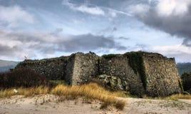 Montedor fortress in Viana do Castelo Stock Photo