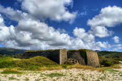 Montedor fortress in Viana do Castelo Royalty Free Stock Photos