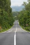Montefeltro (марты, Италия) Стоковое Изображение