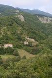 Montefeltro (3月,意大利) 免版税图库摄影