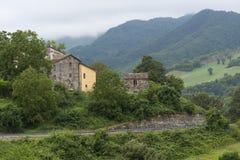 Montefeltro (Märze, Italien) Stockfotos