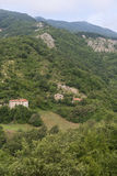 Montefeltro (marços, Itália) Fotografia de Stock Royalty Free