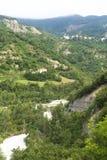 Montefeltro (Marche, Italia) Immagine Stock