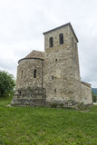 Montefeltro (Marches, Italy): medieval church Royalty Free Stock Photos
