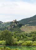 Montefeltro (Marches, Italy) Royalty Free Stock Photos