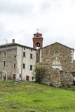 Montefeltro (Marches, Italy): village Royalty Free Stock Photos