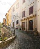 Montefiascone, Provinz von Viterbo, Lazio, Mittel-Italien Stockfoto