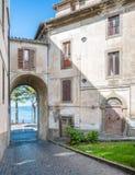 Montefiascone, Provinz von Viterbo, Lazio, Mittel-Italien Lizenzfreie Stockfotografie