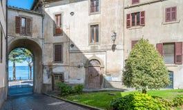 Montefiascone, Provinz von Viterbo, Lazio, Mittel-Italien Stockfotos
