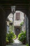 Montefiascone (Viterbo, Italia) Imagen de archivo
