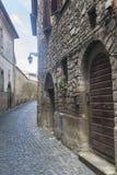 Montefiascone (Viterbo, Italy) Royalty Free Stock Image