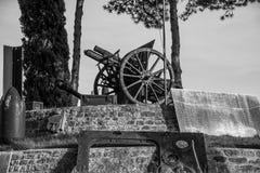 Montefiore Conca (Римини) Стоковое Фото