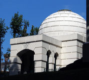 Montefiore Mausoleum Royalty Free Stock Photo
