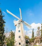 Montefiore Windmühle Lizenzfreie Stockbilder