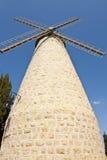 Montefiore Windmill Stock Image