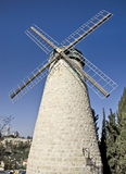 The Montefiore Windmill in Jerusalem, Israel Royalty Free Stock Photography