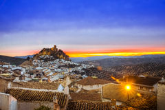 Montefrio in Granada, Spain Royalty Free Stock Image