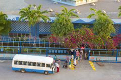 Montego Bay Jamaica royaltyfri foto