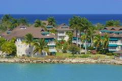 Montego Bay, Jamaica stock image