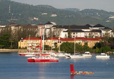 Montego Bay-Morgen Stockfotografie