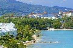 Montego Bay, Jamaica stock images