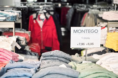 Montego Royalty Free Stock Images
