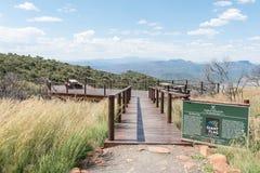 Montego däcksynvinkel på dalen av enslighet royaltyfria bilder