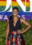 Montego Glover at the 2019 Tony Awards stock images