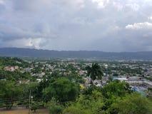 Montego zatoka w Jamaica Obrazy Stock