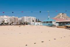 Montegordo beach Stock Image