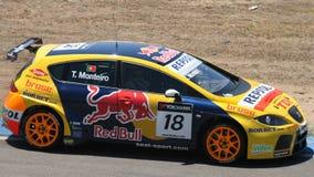 Monteiro-Winnaar wTCC-Tiago Stock Afbeeldingen