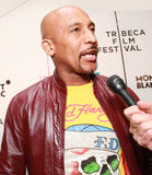 Montel Williams lizenzfreie stockbilder
